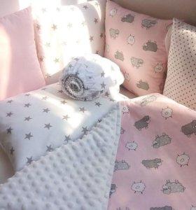 Комплект текстиля в детскую