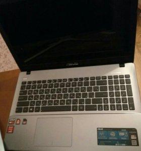 Игровой ноутбук Asus X550Z