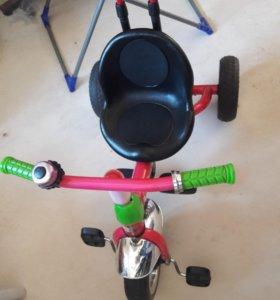 Велосипед Маша и Медведь❤