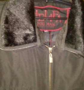 Куртка мужская демисезон 50-52