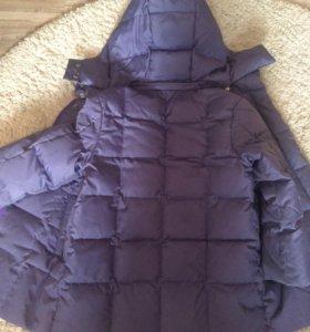 Куртка на рост 116