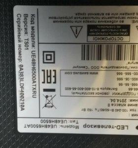 Телевизор Samsung UE48H6500AT поблочно