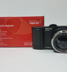 Авторегистратор Sho-me FHD 550