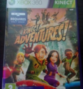 Kinect adventures для XBOX 360