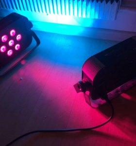 Involight LED Panel7T светодиодная RGB панель