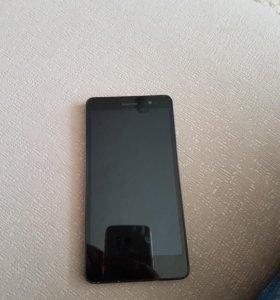 Телефон Lenovo s860 TITANIUM