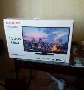 Телевизор шарп lc29le448