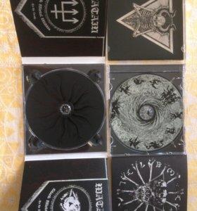 WATAIN 2 оригинальных CD