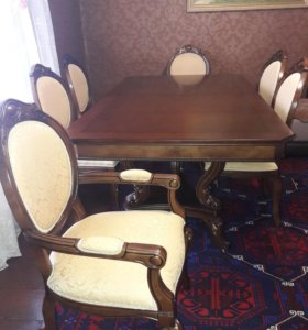 """Стол со стульями"""" Элизабет"""""""