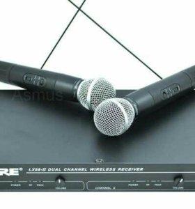 Радиомикрофон SHURE LX88 II