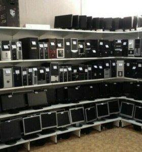 Компьютеры от Pentium D до Core i7