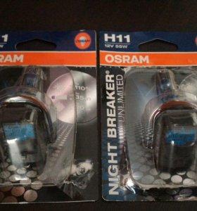 OSRAM NIGHT BREAKER H11
