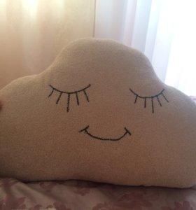 Подушка облачко на заказ
