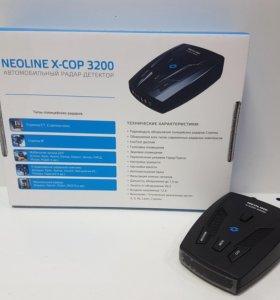 Радар-детектор Neoline x-cop 3200