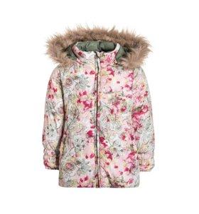 Пальто зимнее pampolina