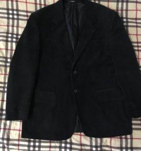 Пиджак мужской вельветовый р-р 50 рост 164 см