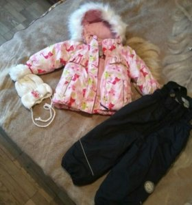 Зимний костюм kuutti размер 80