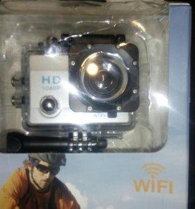 Action cam экшен камера.новая