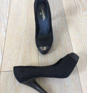 Туфли Chanel оригинал 38,5