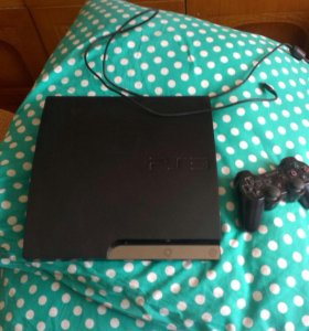 PS3 Slim 160Гб