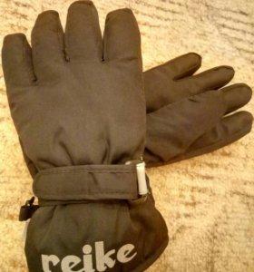 Зимние детские перчатки Reike