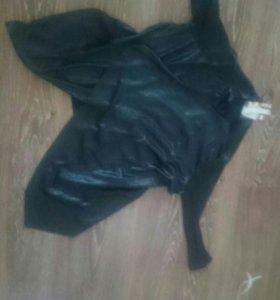 Жакет блузка и юбка