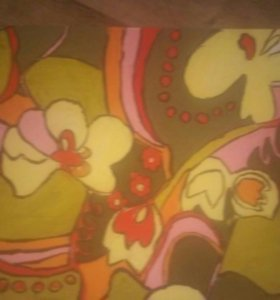 Рисунок юного художника