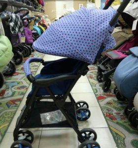 Детская прогулочная коляска Jetem Carbon