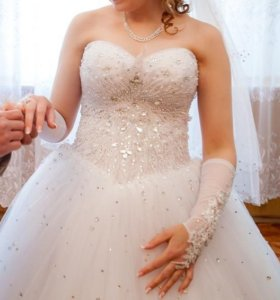 Свадебное платье не венчатое