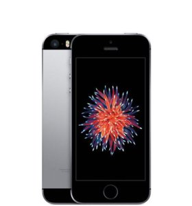 Iphone se 32 space gray