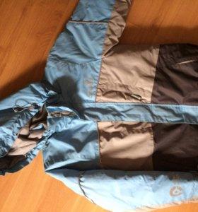 Куртка на флисе Crockid
