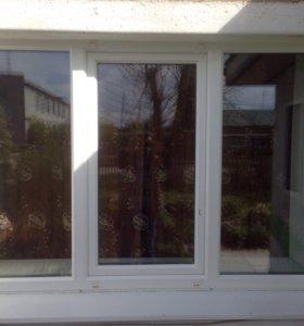Пластиковые окна, входные группы, балконы.