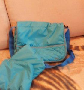 Набор Муфта для рук и сумка