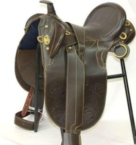 седло для лошади австралийское б/у
