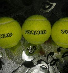 Мячи для большого тенниса Torneo