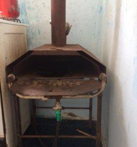 печь для жарки чуду хлеба