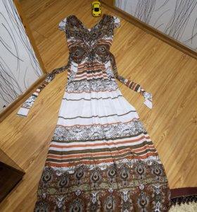 Платье -сарафан .