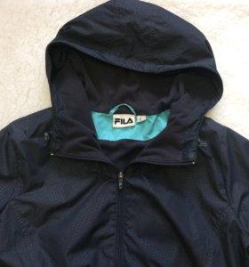 Куртка ветровка FILA