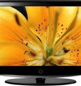 ЖК телевизор Геленджик 44-50 см с dvbt-2 и USB