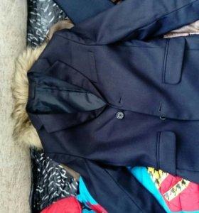 Пиджаки детские пальто