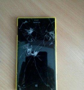 Телефон Nokia, на запчасти( не работает!)