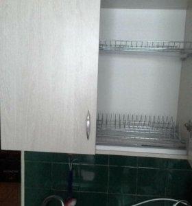 Кухонные навесные шкафы с посудосушителем 80см.