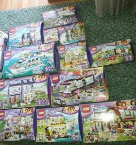 Коллекция лего 12 наборов