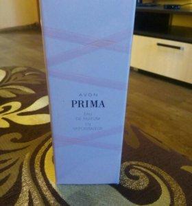 Парфюмерная вода Avon Prima.