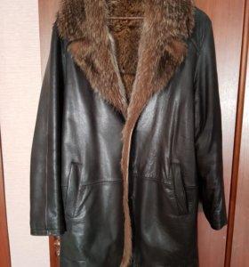 Мужское зимние пальто