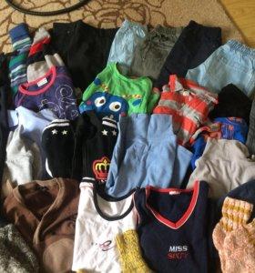 Вещи для мальчика 5-6 лет