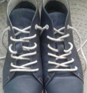 Кожаные ботиночки,36