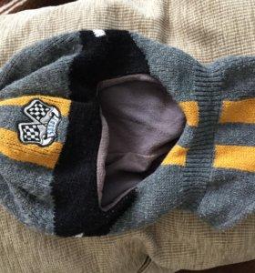 Шлем зима 50-52