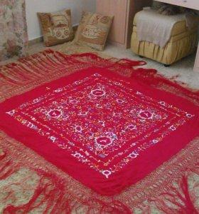 платок шаль Фламенко