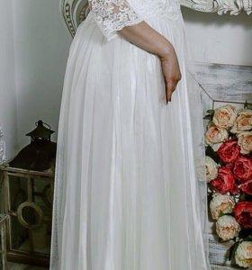 Платье свадебное (венчальное)